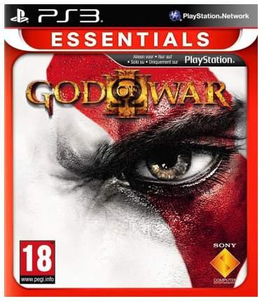 Игра God Of War 3 Essentials для PlayStation 3