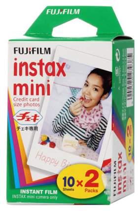 Картридж для фотоаппарата Fujifilm Colorfilm Instax Mini Glossy 10/2PK