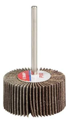 Диск лепестковый для угловых шлифмашин Зубр 36600-100