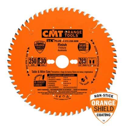 Диск по дереву для дисковых пил CMT 272.184.40H