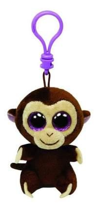 Мягкая игрушка TY Beanie Boos Брелок Обезьянка Coconut 12,7 см