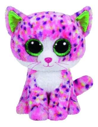 Мягкая игрушка TY Beanie Boos Котенок Sophie розовый 15 см