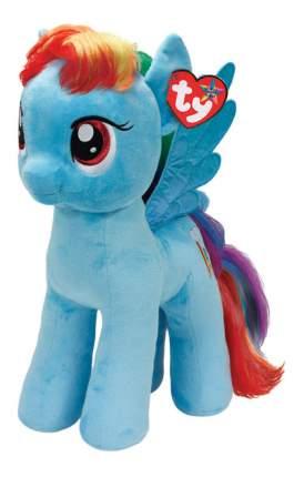 Мягкая игрушка TY My Little Pony Пони Rainbow Dash 42 см