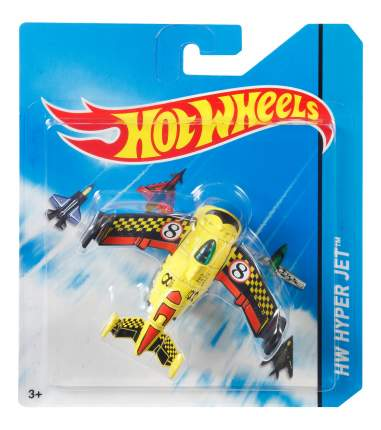 Вертолет Hot Wheels Plans BBL47 DLW79
