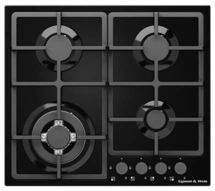 Встраиваемая варочная панель газовая Zigmund & Shtain GN 88.61 Black