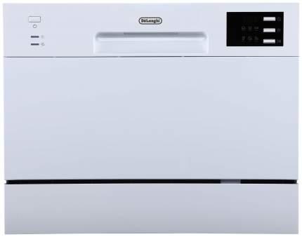Посудомоечная машина компактная Delonghi DDW07T white