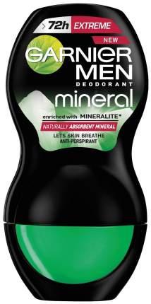 Дезодорант Garnier Man Mineral Экстрим 50 мл