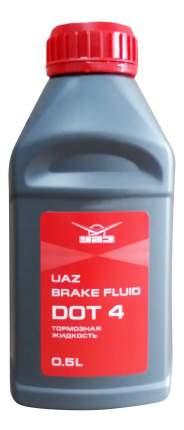 Тормозная жидкость UAZ 0.5л 0000-00-4734024-00