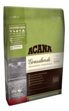 Сухой корм для кошек ACANA Regionals Grasslands, ягненок, индейка, утка, рыба, 6,8кг