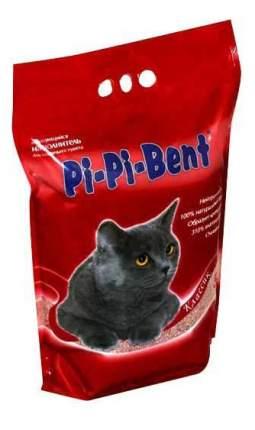 Наполнитель для туалета Pi-Pi-Bent Комкующийся 3 кг