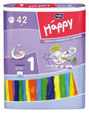 Подгузники для новорожденных Bella Baby Happy Newborn (2-5 кг), 42 шт.