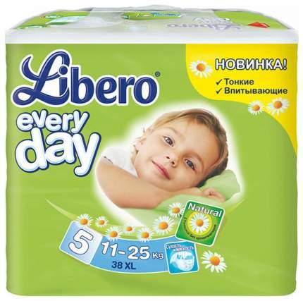 Подгузники Libero Everyday XL 5 (11-25 кг), 38 шт.