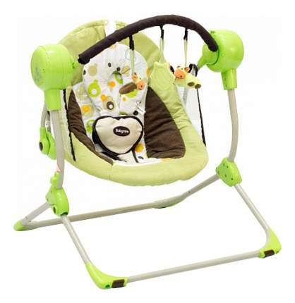 Кресло-качели Baby Care Balancelle зелёное