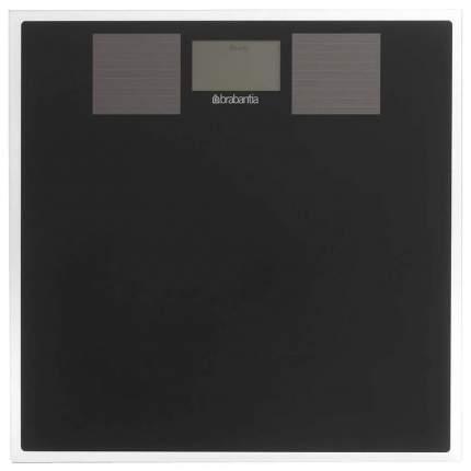 Весы напольные Brabantia 483103 Черный