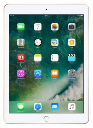 "Планшет Apple iPad Wi-Fi 9.7"" 128Gb Gold (MPGW2RU/A)"