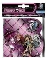 Наклейка декоративная для детской комнаты Росмэн Monster High Наклейки