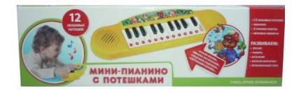 Пианино игрушечное Умка Детское пианино с потешками