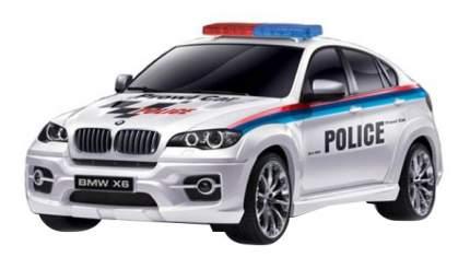 Машинка пластиковая радиоуправляемая GK 1:14 BMW X6 Police
