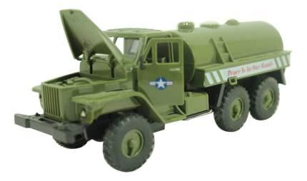 Машина военная Shantou Gepai УРАЛ - Бензовоз военный