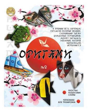 Семейная настольная игра Лапландия Оригами для мальчиков №2 39955