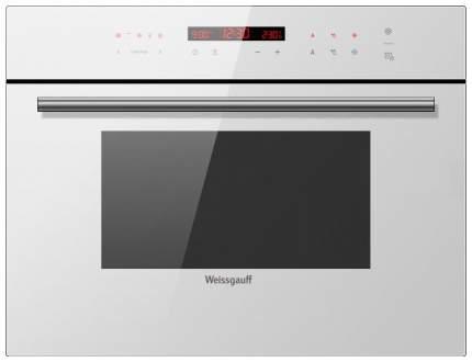Встраиваемый электрический духовой шкаф Weissgauff OE 442W White