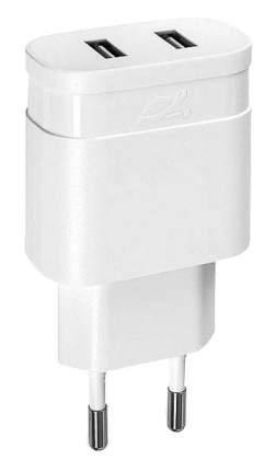 Сетевое зарядное устройство RivaCase Rivapower 2 USB 3,A White