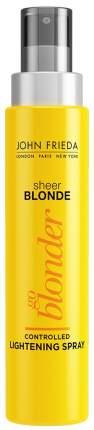 "Спрей John Frieda ""Sheer Blonde. Go Blonder"" осветляющий, 100 мл"
