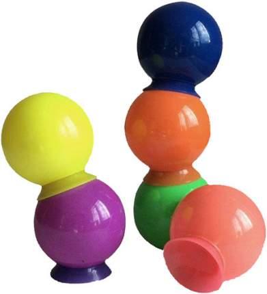 Набор игрушек для ванной Happy Baby IQBubbles, 32017