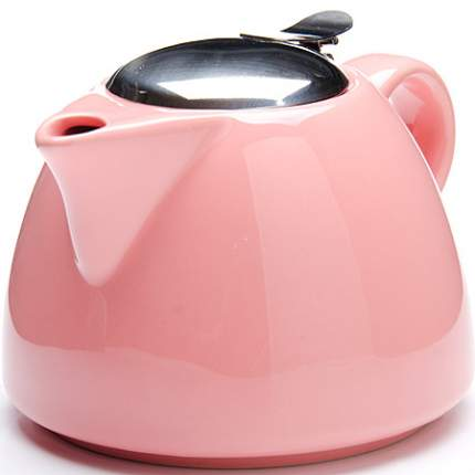 Заварочный чайник Loraine Розовый 700 мл, в ассортименте