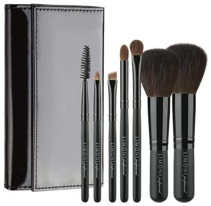 Кисть для макияжа LIMONI Travel Kit 7 шт