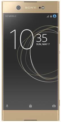 Смартфон Sony Xperia XA1 Ultra Dual Gold
