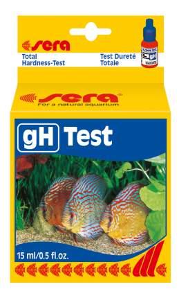 Тест для определения жесткости воды, Sera gH-Test  15 мл