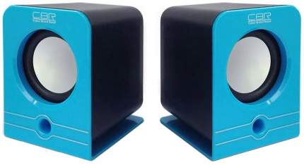 Колонки компьютерные CBR CMS 303 Синий