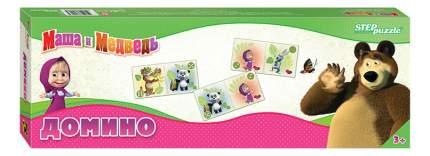 Семейная настольная игра STEP Puzzle Маша и Медведь
