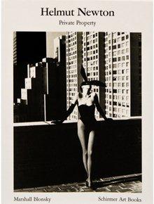 Книга Helmut Newton, Private Property