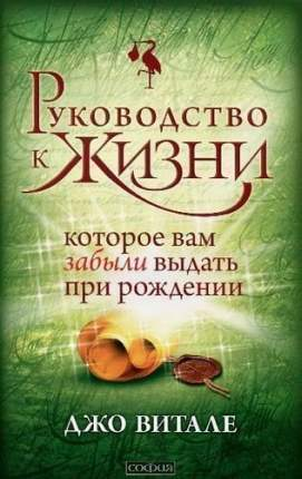 Книга Руководство к Жизни, которое Вам Забыли Выдать при Рождении