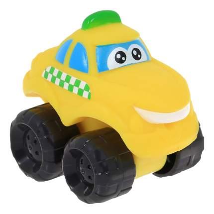Машинка пластиковая CHUCK & FRIENDS Такси Хонкер 5 см 92771