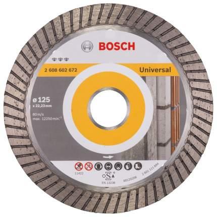 Алмазный диск Bosch Bf Universal125-22,23 2608602672