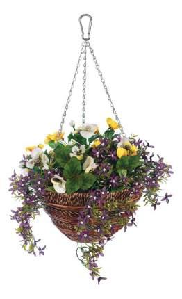 Подставка для цветов Gardman Artificial Pansy & Lobelia