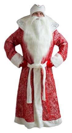 Новогодний костюм Бока Дед Мороз Царский 2046 рост 180 см