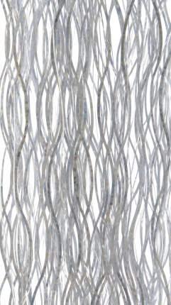 Kaemingk Дождик волнистый голографический 50*40 см серебряный 434475