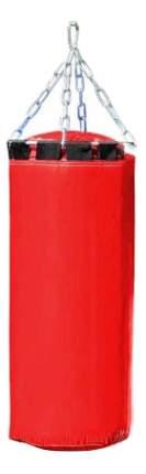Боксерский мешок ПВХ 10 кг красный