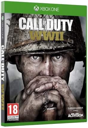 Игра Call of Duty: WWII для Xbox One