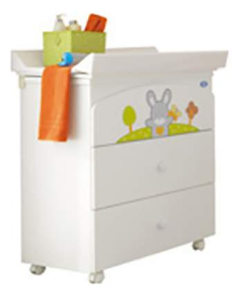 Комод детский PALI Smart Bosco белый