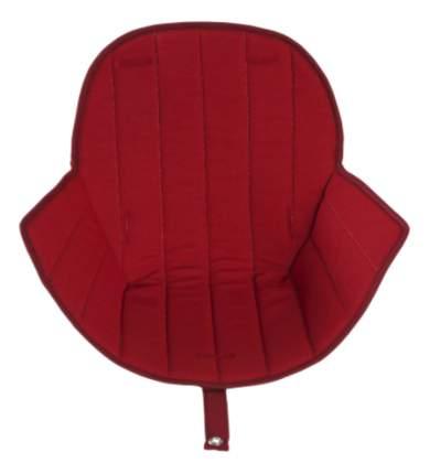 Мягкий вкладыш для стульчика OVO Luxe Red TX-1646