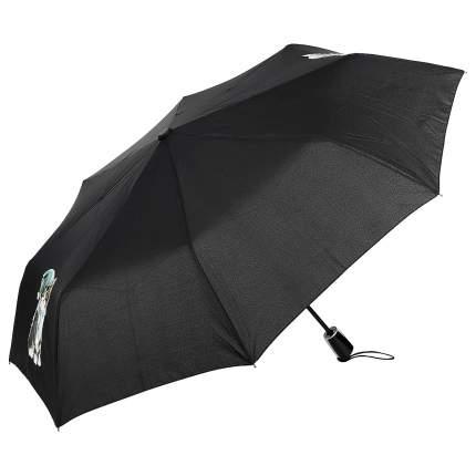 Зонт-автомат Doppler Cats черный 7441465 C03