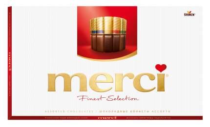 Набор конфет Merci ассорти из шоколада 400 г