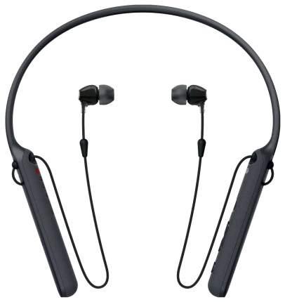 Беспроводные наушники Sony WI-C400/BZ Black