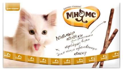 Лакомство для кошек Мнямс Цыпленок и утка