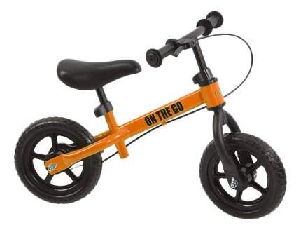 Беговел FunKids On-The-Go оранжевый